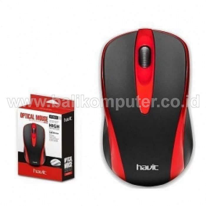 Mouse USB HAVIT 675