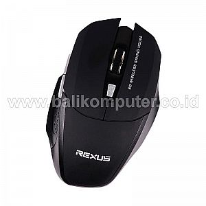 Mouse Gaming Wireless Rexus 6D RX-109