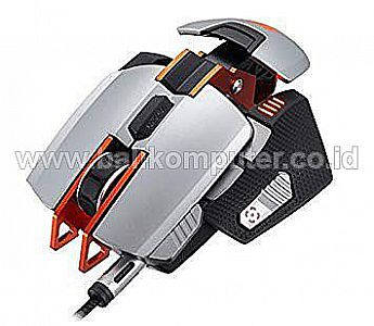 Mouse Gaming Cougar MICE 700M Silver